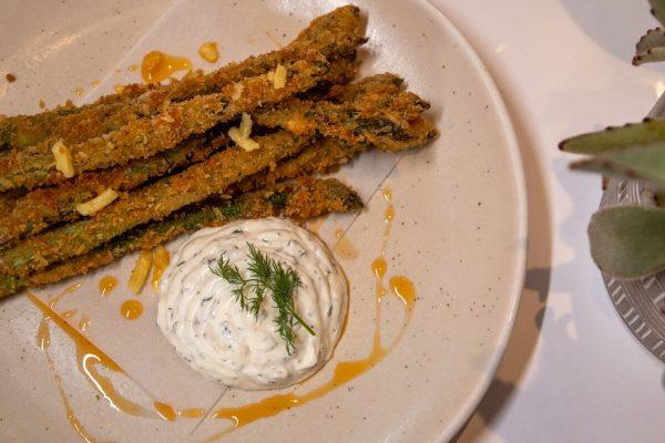 Meal Asparagus Fries