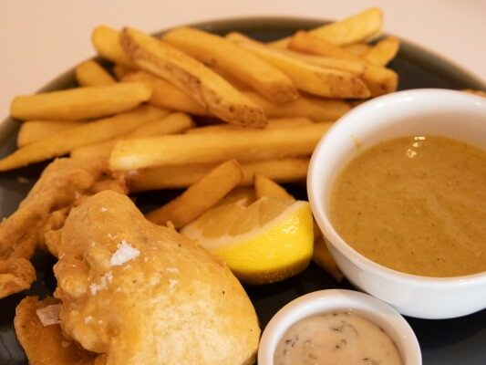 Meal Fish and Chips