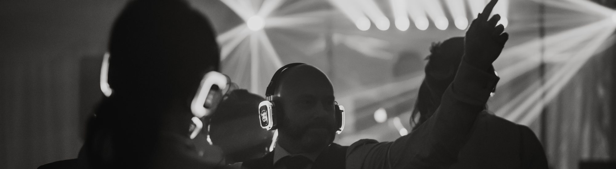 Silent Disco Marquee